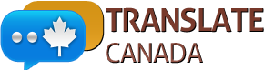 Main Content - Translate Canada
